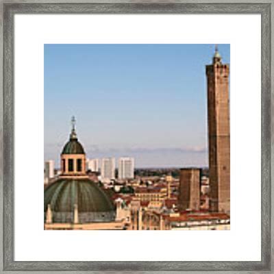 Bologna Framed Print by Martina Uras