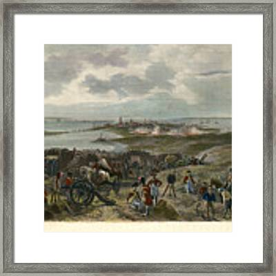 Charleston 1780 Framed Print by Granger