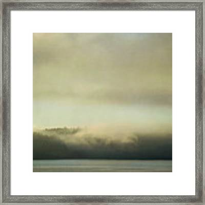 Cloaked Framed Print by Sally Banfill