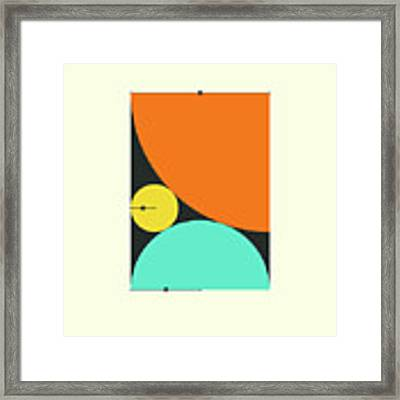 Descartes Theorem Framed Print