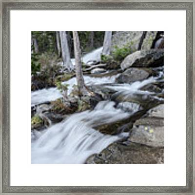 Evening Hikes Framed Print by Margaret Pitcher