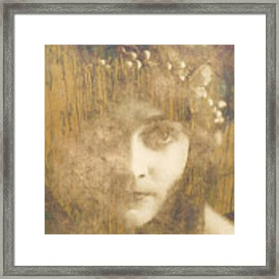 Every Man Will Say That They Love You Framed Print by Paul Lovering