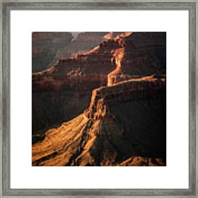 Fading Light Framed Print by Scott Kemper