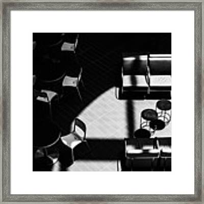Formiture Framed Print by Eric Lake