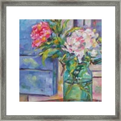 Fresh Pick Framed Print by Wendy Ray