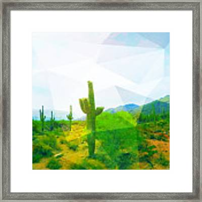 Frida Sonora Framed Print by MB Dallocchio