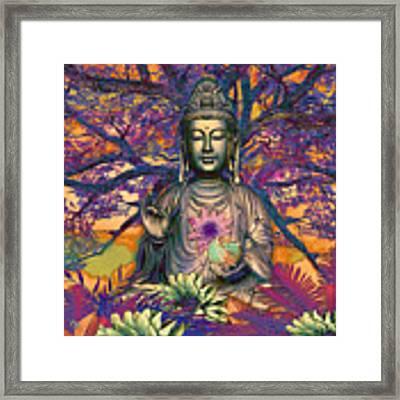 Healing Nature Framed Print by Christopher Beikmann