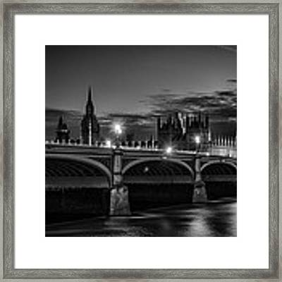 Heritage Framed Print by Ido Meirovich