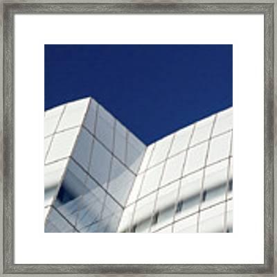 Iac Sky Framed Print by Eric Lake