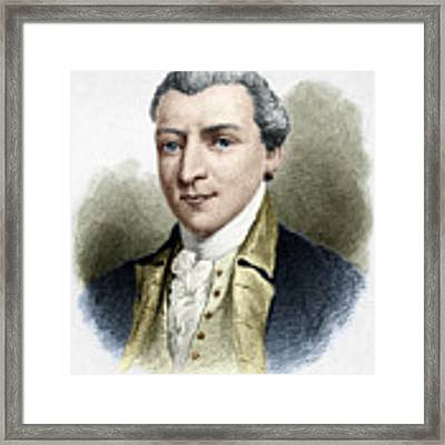 John Laurens Framed Print by Granger