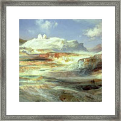 Jupiter Terrace Framed Print