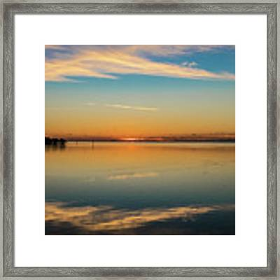 Key West Sunrise 46 Framed Print by Bob Slitzan