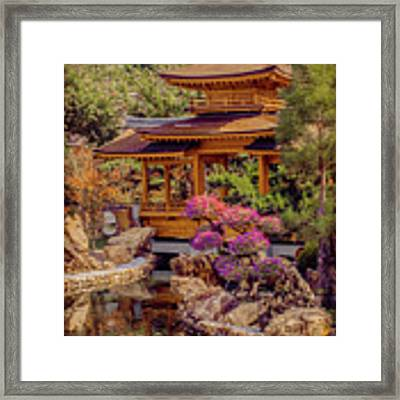 Kowloon - Too Perfect Framed Print by Mark Forte