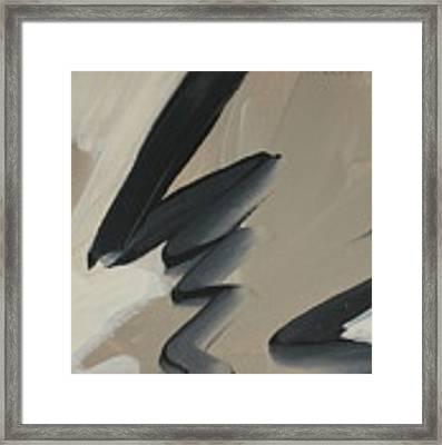 Legato Framed Print by Outre Art  Natalie Eisen