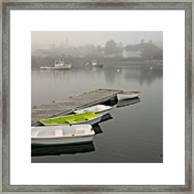 Manchester-by-the-sea Framed Print by AnnaJanessa PhotoArt