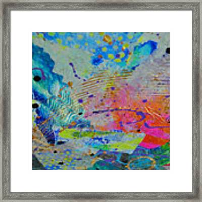 Moody Blues1 Framed Print by Kate Word