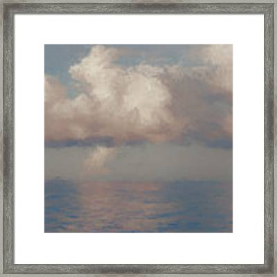Morning Lights Framed Print by Rosario Piazza