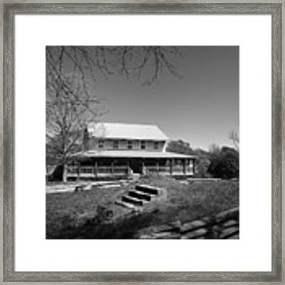 Musgrove Mill South Carolina State Historic Site Framed Print by Kelly Hazel