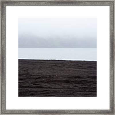 Mystical Island - Shores Of The Black Lake Framed Print by Matthew Wolf