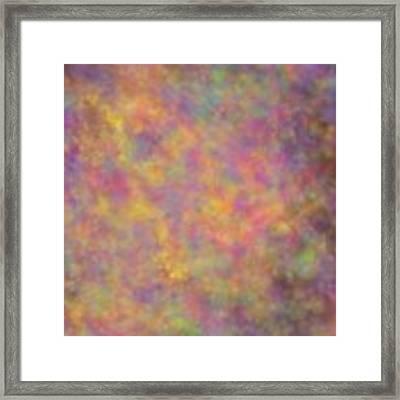 Nebula Framed Print by Writermore Arts