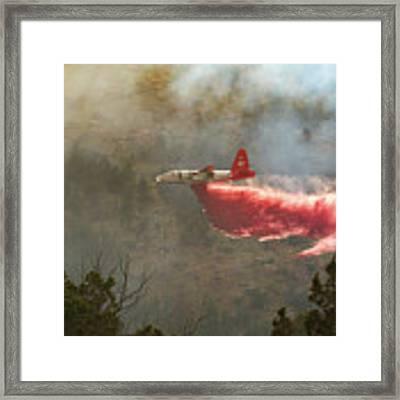 P2v In Ferguson Canyon Framed Print by Bill Gabbert