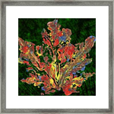 Painted Nature 1 Framed Print by Sami Tiainen