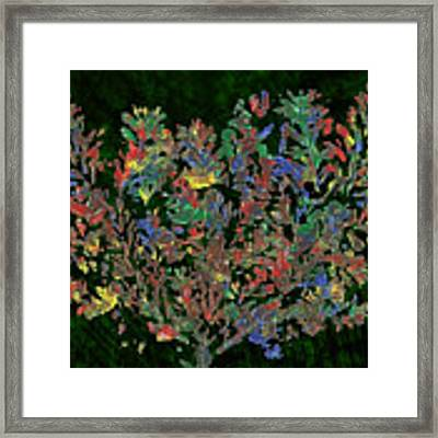 Painted Nature 2 Framed Print by Sami Tiainen