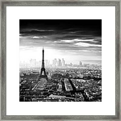 Paris Framed Print by Jaco Marx