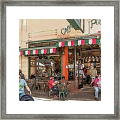 Puccini Framed Print by Kate Brown