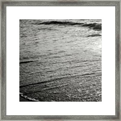 Quiet Mind Framed Print by Eric Christopher Jackson