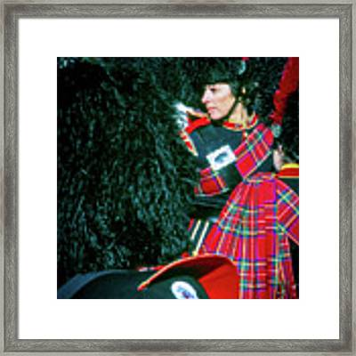 Ready For The Parade Framed Print by Samuel M Purvis III