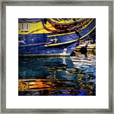 Reflections Framed Print by Samuel M Purvis III