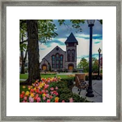 Renewal Framed Print by Kendall McKernon