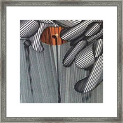Rfb0100 Framed Print by Robert F Battles