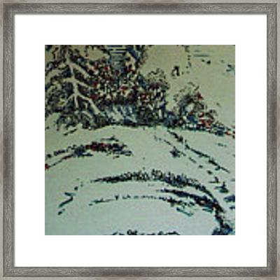 Rfb0201 Framed Print by Robert F Battles