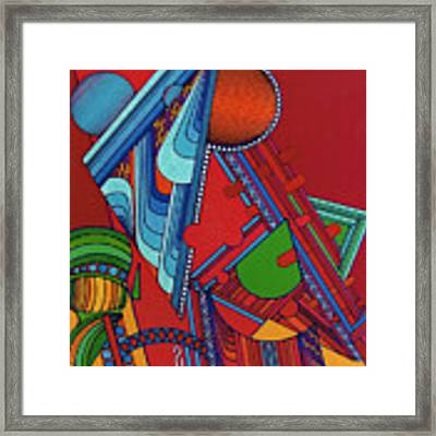 Rfb0301 Framed Print by Robert F Battles