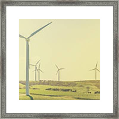 Rustic Renewables Framed Print by Jorgo Photography - Wall Art Gallery
