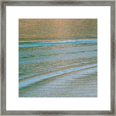 Left Behind Framed Print by Sherri Meyer