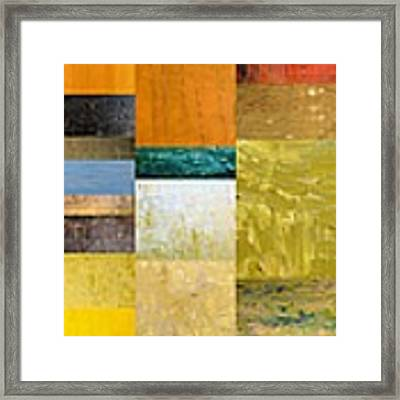 Skinny Color Study L Framed Print