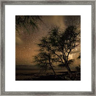 Space Ghosts Framed Print by T Brian Jones