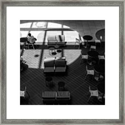 Spotlight Framed Print by Eric Lake