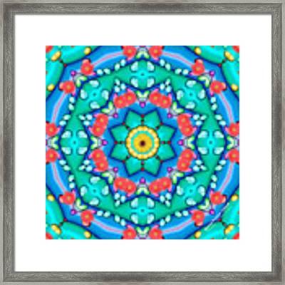 Spring Dreams 1022k8 Framed Print by Brian Gryphon