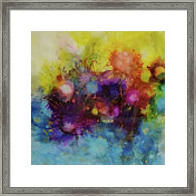 Spring Into Summer Framed Print by Kate Word