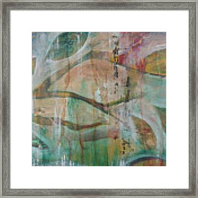 St Francis 2 Framed Print by Jocelyn Friis