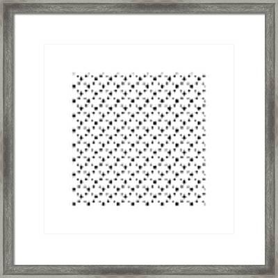 Starburst Minis Framed Print by Donna Mibus