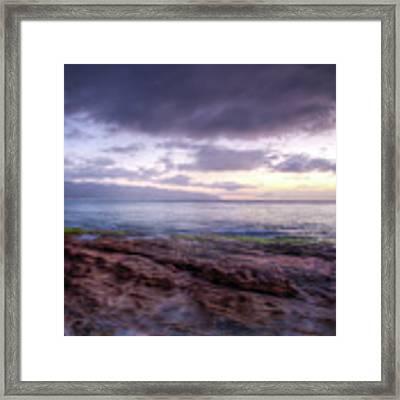 Sunset Dream Framed Print by Break The Silhouette