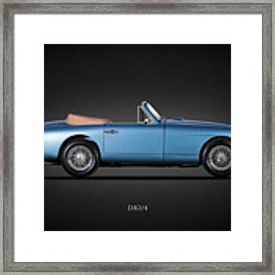 The Aston Db2-4 Framed Print