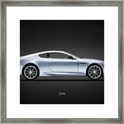 The Db9 Framed Print