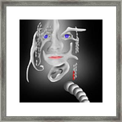 The Dreamer Framed Print by Scott Cordell