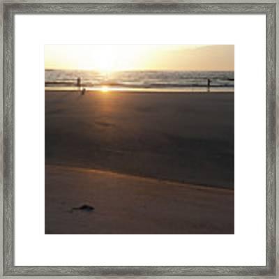 The Full Sun Framed Print by Eric Christopher Jackson